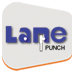 lane punch logo